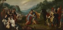 Примирение Исава и Иакова - Йорданс, Ханс