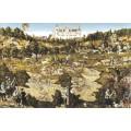 Охота в честь короля Карла V вблизи замка Торгау, 1544 - Кранах, Лукас Старший