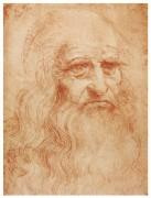 Автопортрет - Винчи, Леонардо да