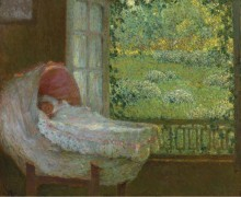 Колыбель, 1905 - Сиданэ, Анри Эжен Огюстен Ле