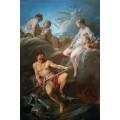 Венера и Вулкан - Буше, Франсуа