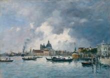 Венеция - Буден, Эжен