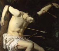 Святой Себастьян - Хонтхорст, Геррит ван