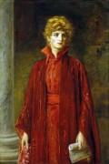 Порция (Портрет Кейт Долан в образе Порции) - Милле, Джон Эверетт