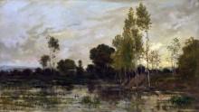 Пейзаж - Добиньи, Шарль-Франсуа