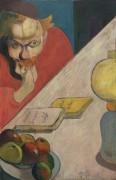 Портрет Иакова Мейер де Хаан - Гоген, Поль