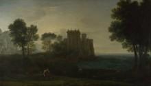 Зачарованный замок - Лоррен, Клод (Желле)
