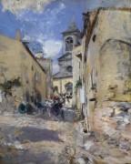 Церковь, 1885-90 - Больдини, Джованни