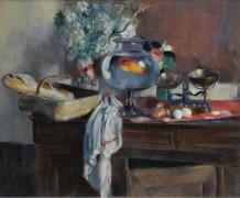 Аквариум, 1919 - Оттманн, Анри