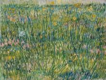 Поляна с травой, 1887 - Гог, Винсент ван