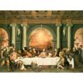 Тайная вечеря - Тициан Вечеллио