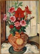 Цветы в вазе - Валадон, Сюзанна
