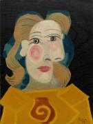 Голова женщины (Дора Маар) - Пикассо, Пабло