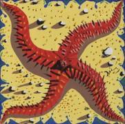Морская звезда - Дали, Сальвадор