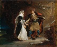 Абидосская невеста - Жерико, Теодор Жан Луи Андре