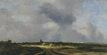 Пейзаж с видом на Нарден - Рейсдал, Якоб Исаак