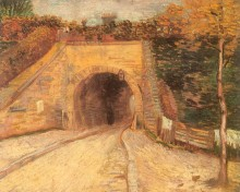 Подземный тоннель (Виадук) - Гог, Винсент ван