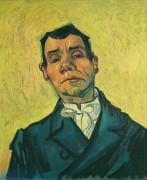 Портрет мужчины (Portrait of a Man), 1889-90 - Гог, Винсент ван