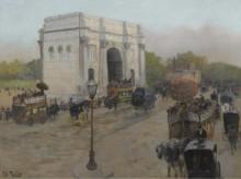 Мраморная арка в Лондоне - Таулов, Фриц