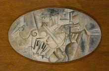 Раковины на пианино - Пикассо, Пабло