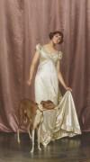 Элегантная дама - Реджанини, Витторио