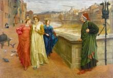 Данте и Беатриче - Холидей, Генри