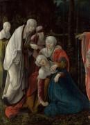 Прощание Христа с Богородицей - Губер, Вольф