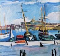Порт Марселя, 1904 - Камоин, Шарль
