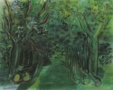 Дорона в лесу - Дюфи, Рауль