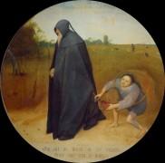 Мизантроп - Брейгель, Питер (Старший)
