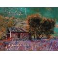 Пейзаж (Адзурра) - Борелли, Гвидо (20 век)