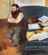 Диего Мартелли, 1879 - Дега, Эдгар