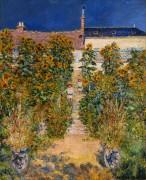 Сад художника - Моне, Клод
