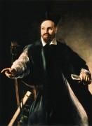 Портрет Маффео Барберини - Караваджо, Микеланджело Меризи да