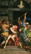 Коронование тернием - Тициан Вечеллио