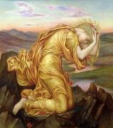 Деметра, оплакивающая Персефону - Морган, Эвелин де