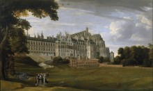 Королевский дворец Куденберг близ Брюсселя - Брейгель, Ян (младший)