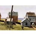 Деревня Ту-Лайтс - Хоппер, Эдвард