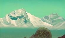 Путь на Кайлас. Из серии «Святые горы» - Рерих, Николай Константинович