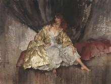 Босоногая девушка в золотом пальто - Флинт, Уильям Рассел