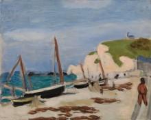 Черные лодки - Матисс, Анри