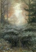 Лесной пейзаж - Милле, Джон Эверетт