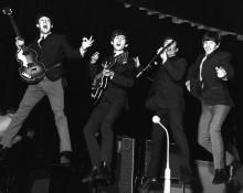 Прыжок The Beatles (Зе Биттлз)