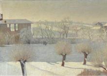Снегопад в Тортоне - Барабино, Анжело