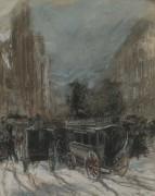 Пятая Авеню, 1899 - Шинн, Эверетт