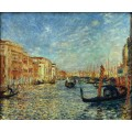 Большой канал, Венеция - Ренуар, Пьер Огюст