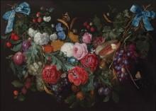Цветы - Уолспель, Якоб ван