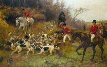 Завершение охоты - Блинкс, Томас