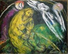 Пророк Иеремия - Шагал, Марк Захарович
