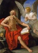 Явление ангела святому Иерониму - Рени, Гвидо